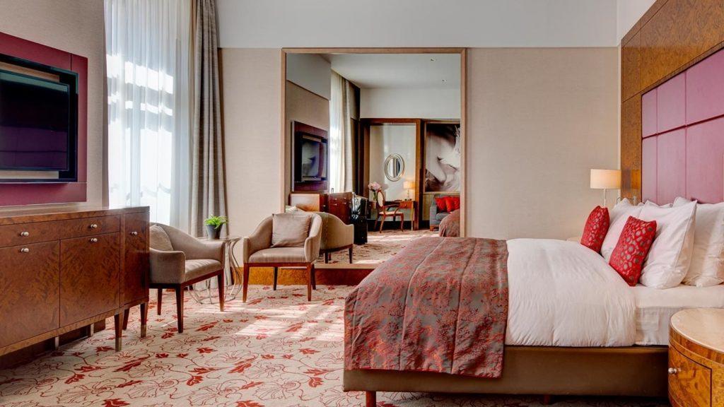 Palais Hansen Grand Deluxe Zimmer
