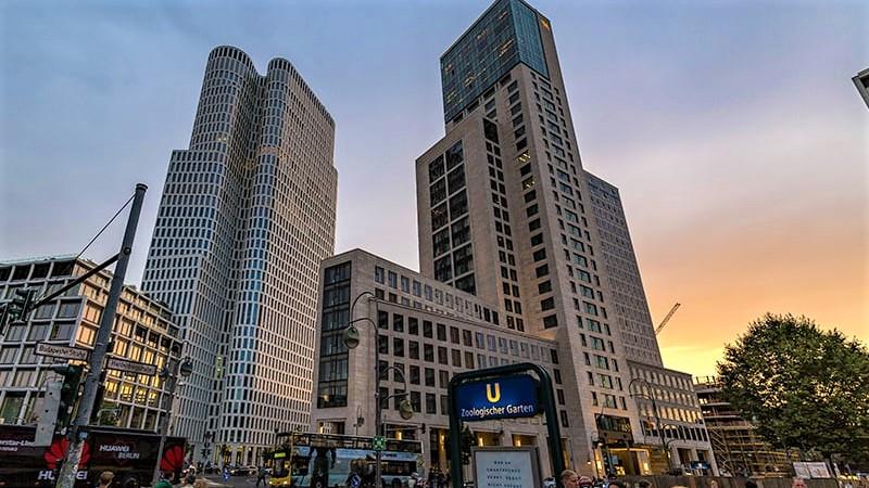 Waldorf Astoria Hotel Berlin