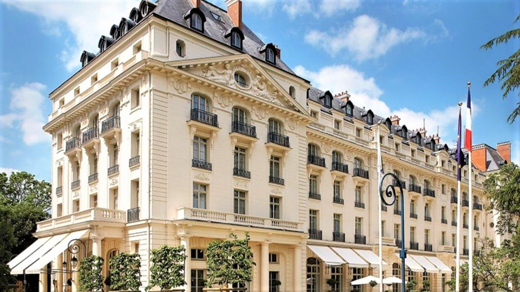 Waldorf Astoria Hotel Versailles