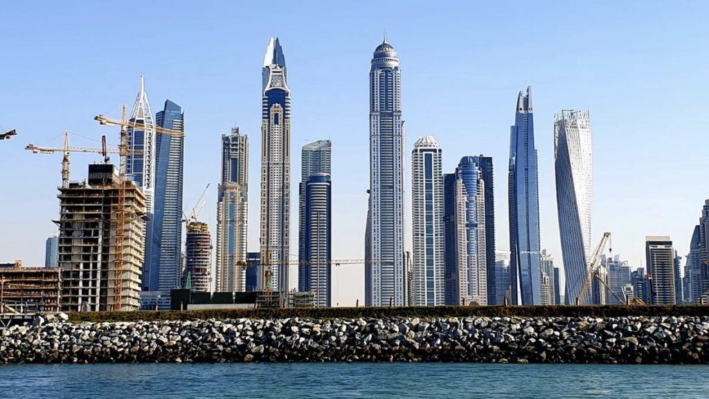 Dubai, Skyscraper
