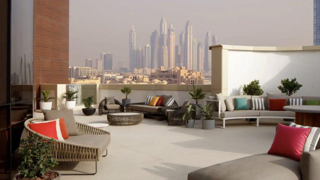 Andaz Dubai The Palm, Terrace Suite
