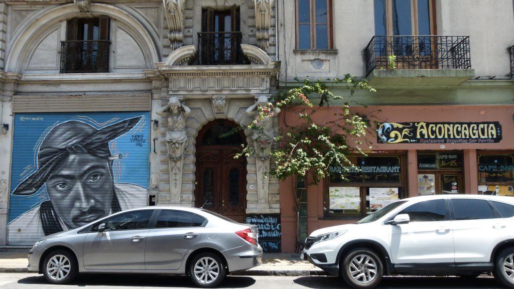 Buenos Aires Streetart