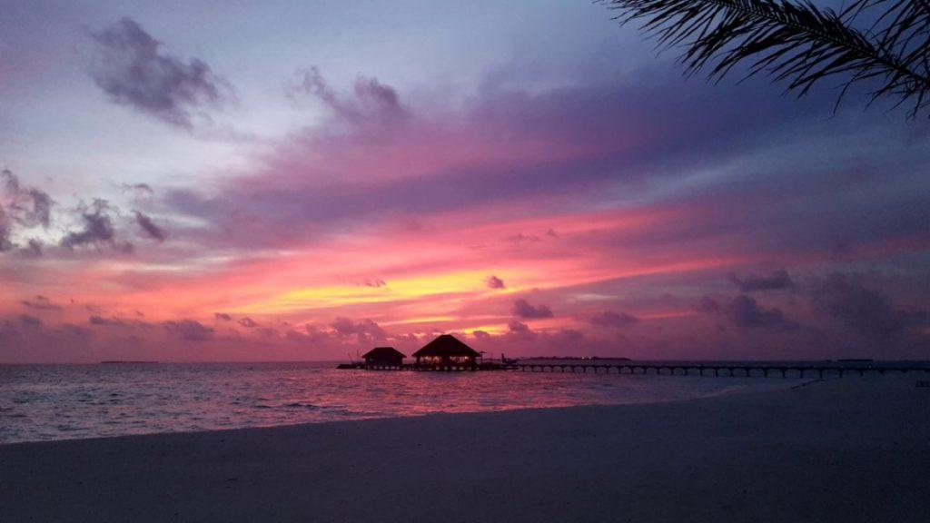 Kanuhura. Malediven