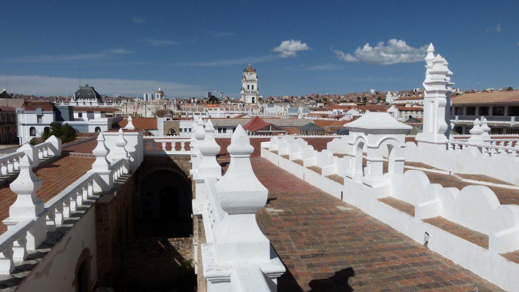 Dächer von Sucre