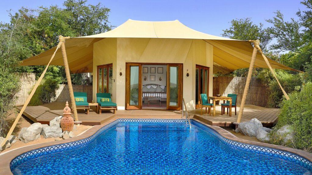 Marriott Bonvoy Hotel Al Maha in Dubai