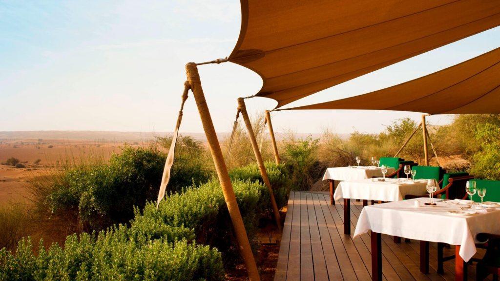 Hotel Al Maha Restaurant