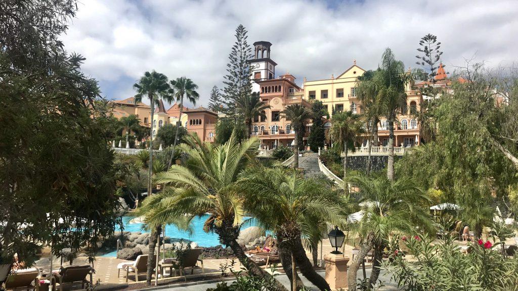Bahia Del Duque Hotel Teneriffa 1