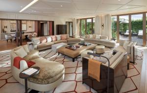 Mandarin oriental Paris, penthouse suite