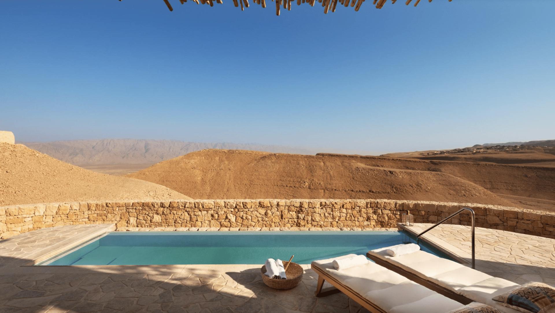 Six Senses Shararut Israel Villa