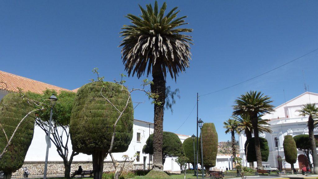 Sucre Innenstadt