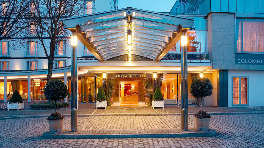Colombi Hotel Freiburg 1