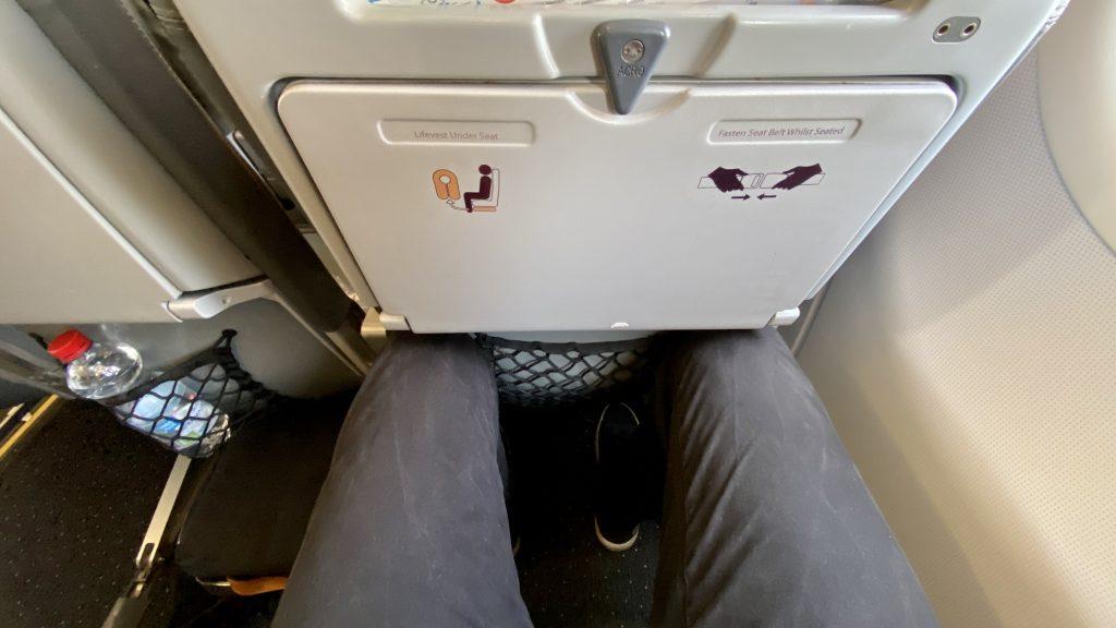 Condor Airbus A320 Business Class Sitz 2