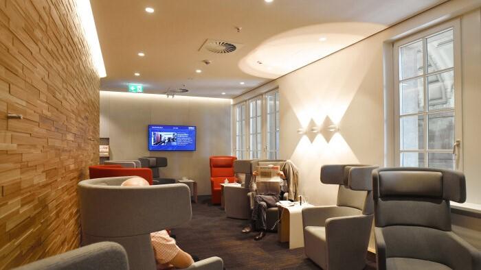 DB Lounge Leipzig