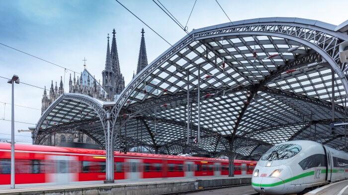 Deutsche Bahn Flutkatastrophe