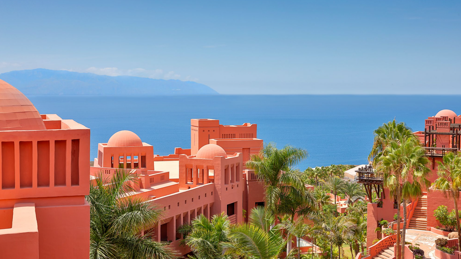 Das Ritz Carlton Abama Teneriffa Fassade 1600x900