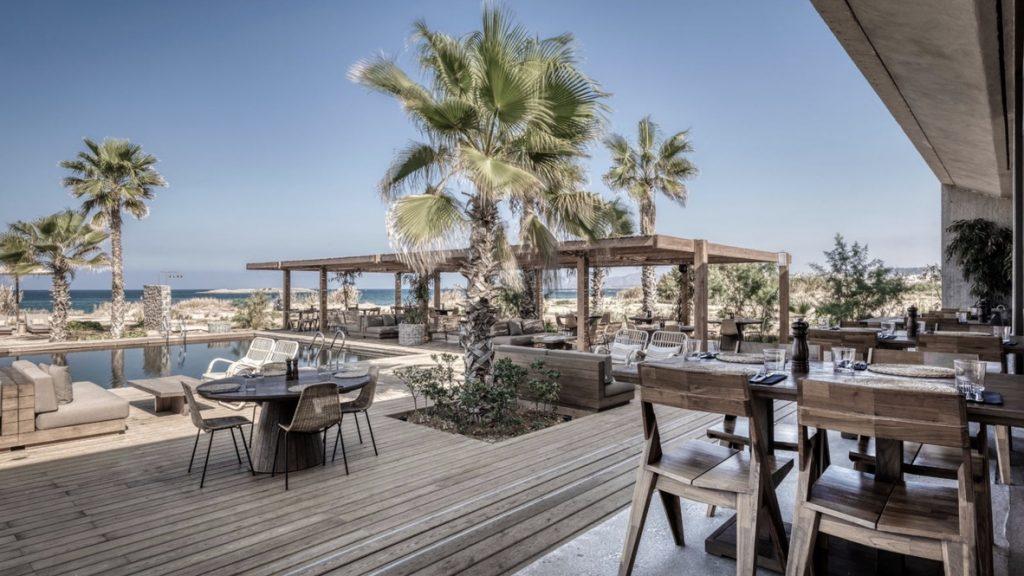 Domes Zeen Chania Kreta Restaurant