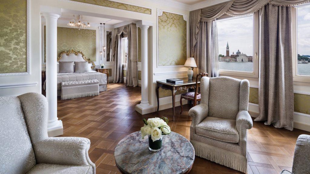 Baglioni Hotel Luna Venice, Italien