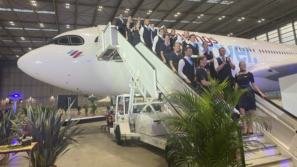 Eurowings Discover35