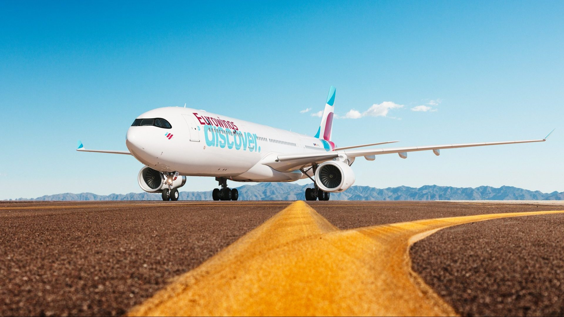 Eurowings Discover A330 300