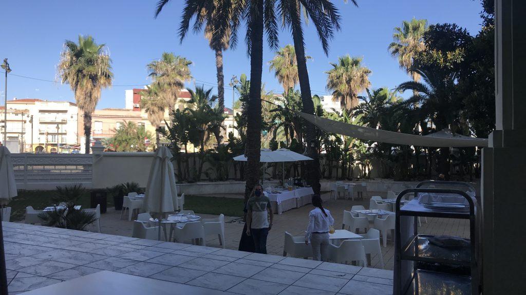 Hotel Las Arenas Balneario Fruehstueck 7