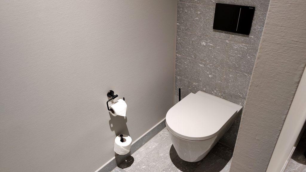 Hyatt Regency Zurich Airport The Circle Deluxe Park View Zimmer Toilette