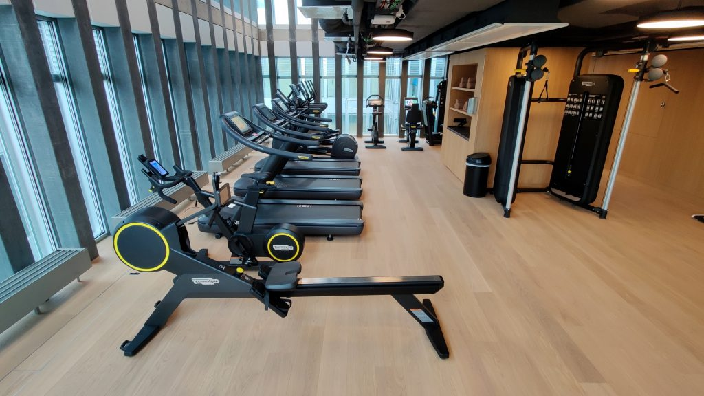 Hyatt Regency Zurich Airport The Circle Fitness 3