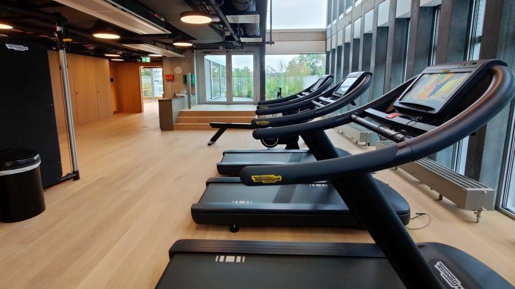 Hyatt Regency Zurich Airport The Circle Fitness Cardio