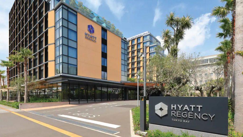 Hyatt Regency Tokyo Bay 1