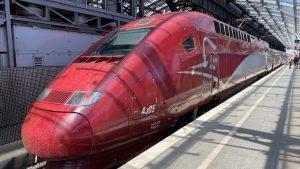 Thalys Köln