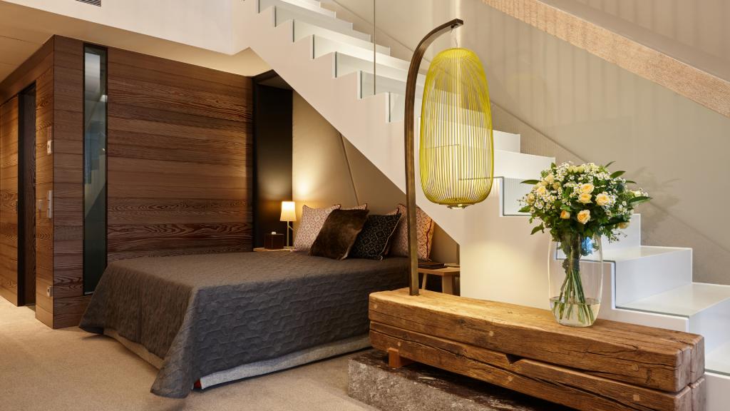 Kempinski Hotel Berchtesgaden Maisonette Suite