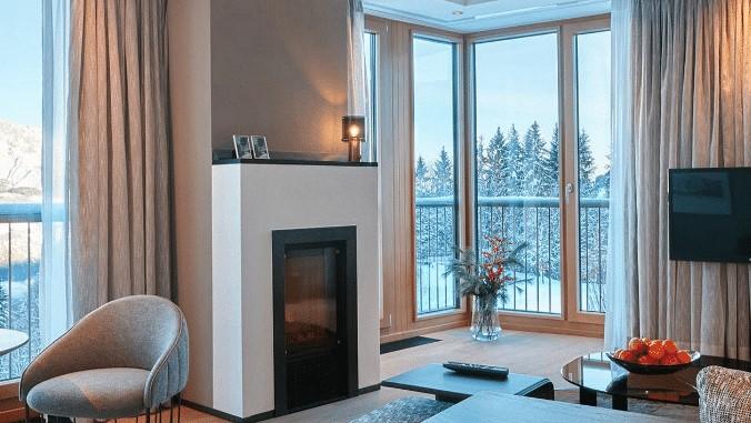 Kempinski Hotel Berchtesgaden Zimmer 2