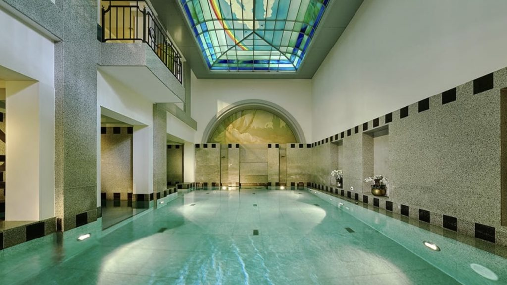 Maison Messmer Baden Baden Pool