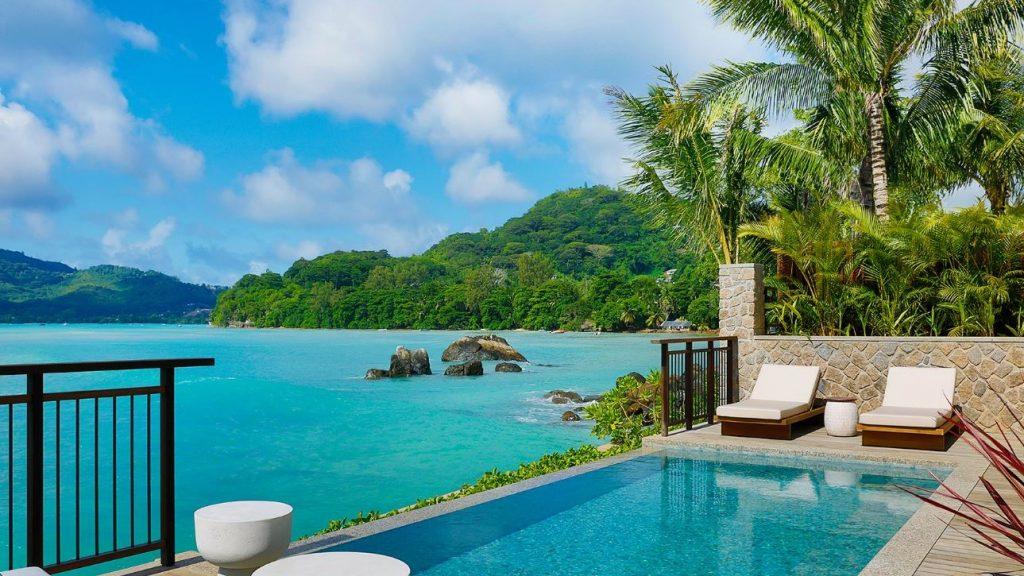 Mango House Seychellen Pool