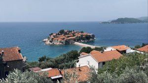 Montenegro Reisebericht Sveti Stefan
