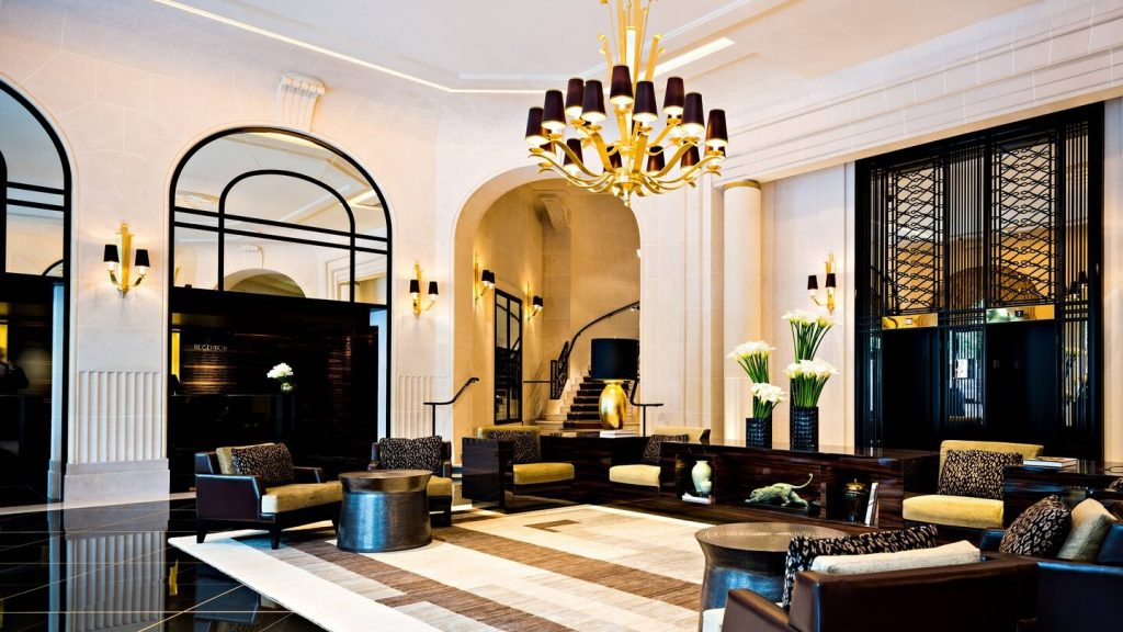 Prince De Galles Paris Marriott Bonvoy Hotelprogramm
