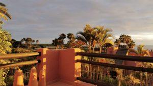 Ritz Carlton Abama Teneriffa Balkon