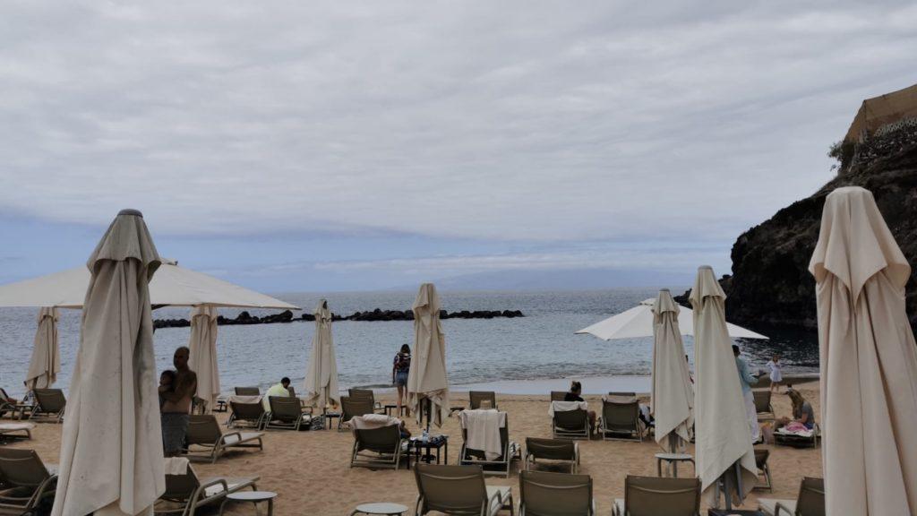 Ritz Carlton Abama Teneriffa Strand 1