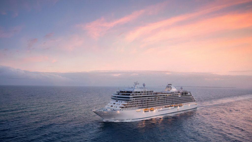 Luxusyacht von Regent Seven Seas Cruises