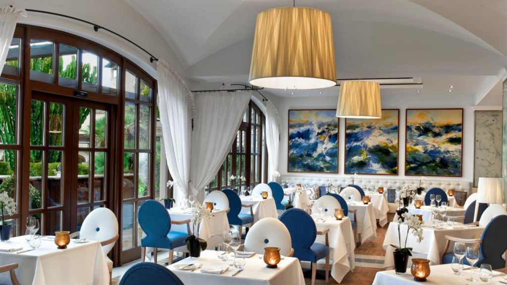 St. Regis Mallorca Restaurant