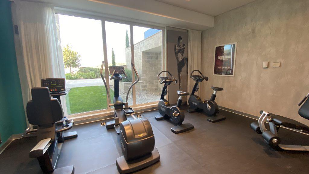 The Chedi Lustica Bay Fitnessstudio2
