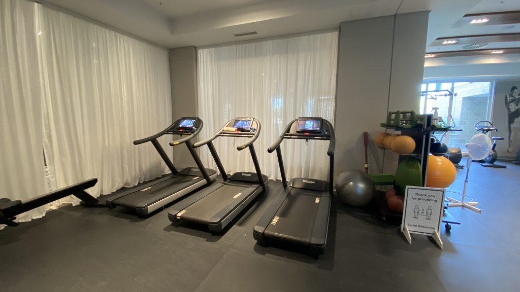 The Chedi Lustica Bay Fitnessstudio7