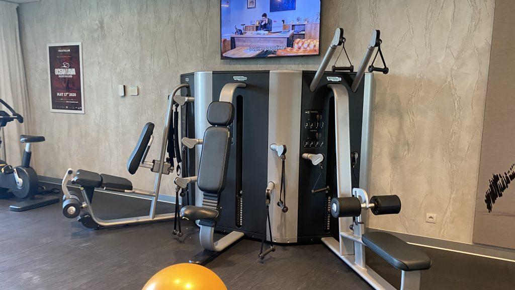 The Chedi Lustica Bay Fitnessstudio9