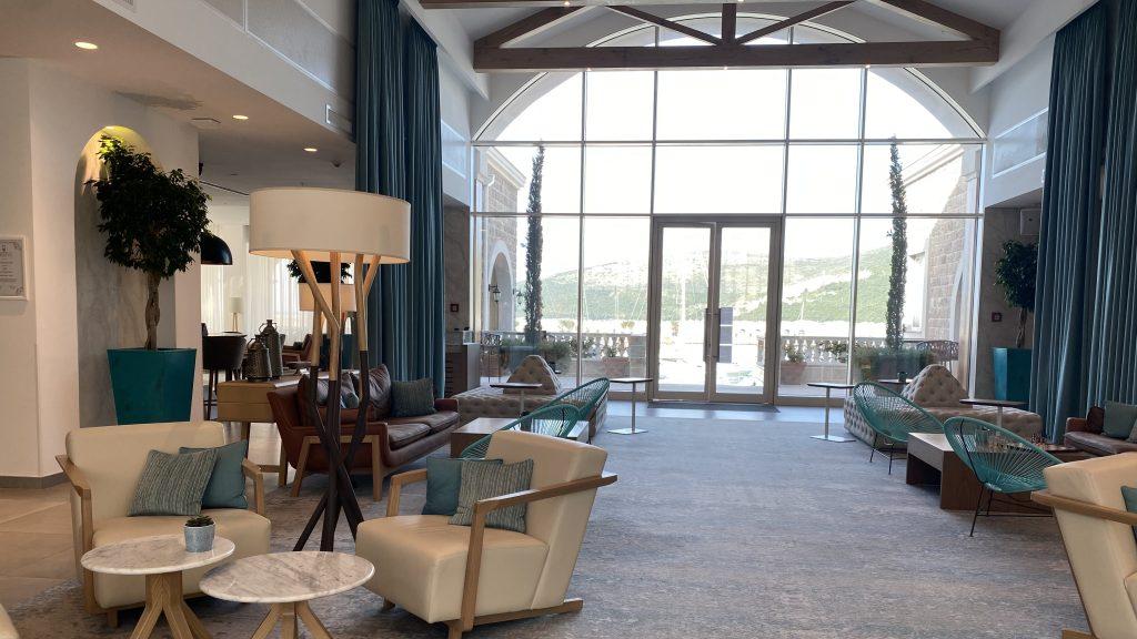The Chedi Lustica Bay Lobby1