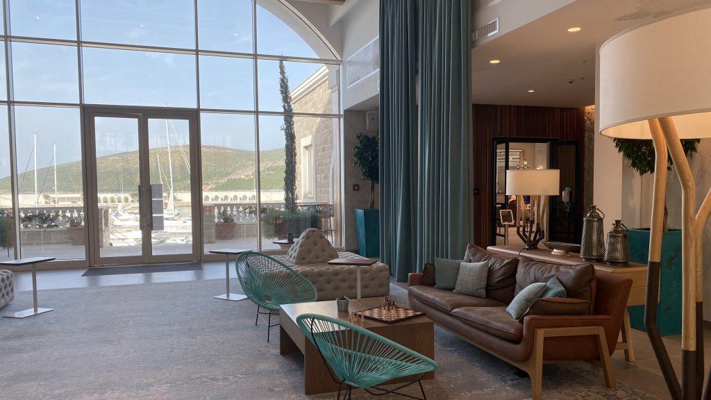 The Chedi Lustica Bay Lobby3