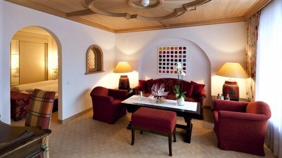 Thruners Alpenhof Suite 2