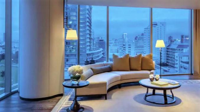 Waldorf Astoria BAngkok Suite 1