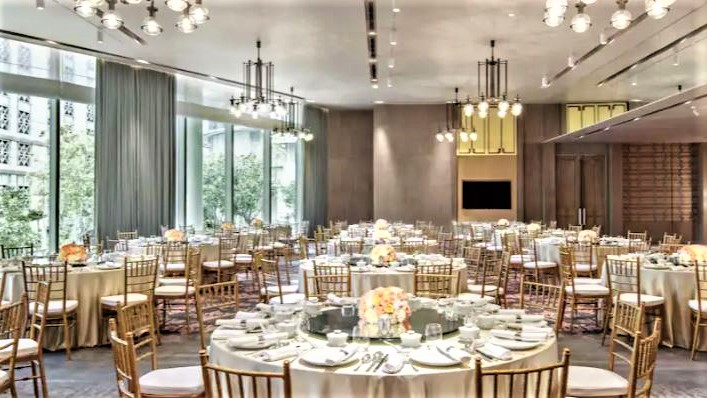 Waldorf Astoria Bangkok Meetings