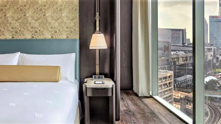 Waldorf Astoria Zimmer