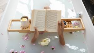 Buch Badewanne Wellnesswochende