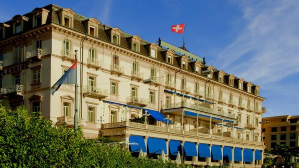 Hotel Splendide Royale Lugano